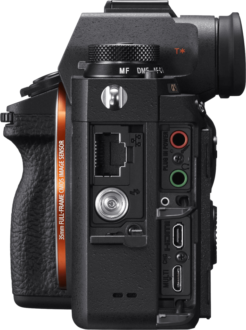 Black Sony Alpha 9 Body.4