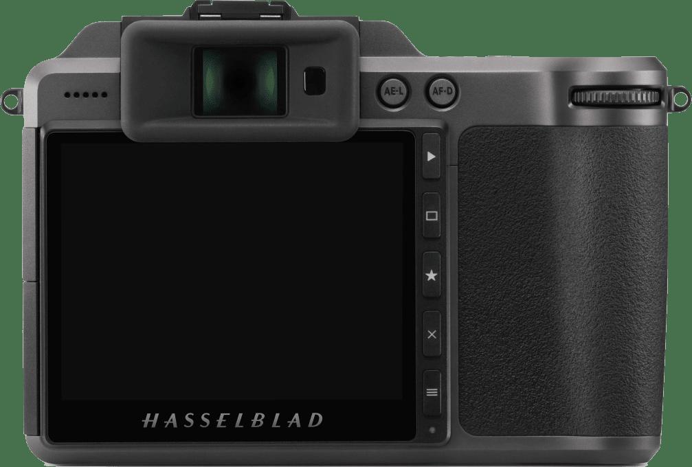 Schwarz Hasselblad X1D II 50c.2