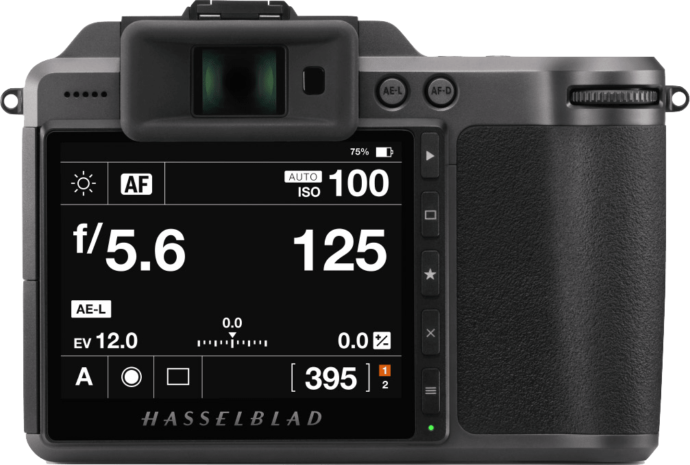 Schwarz Hasselblad X1D II 50c.3