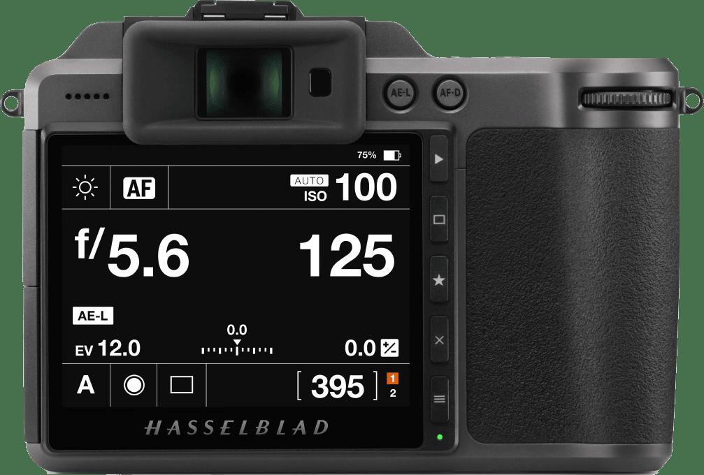 Black Hasselblad X1D II 50c.3