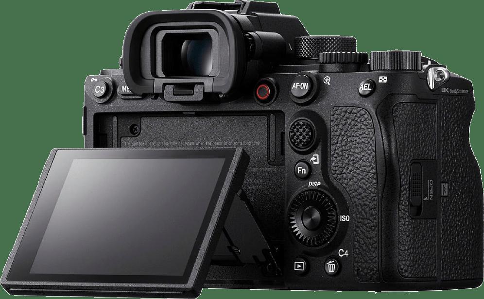 Black Sony Alpha 1 Body System Camera.3