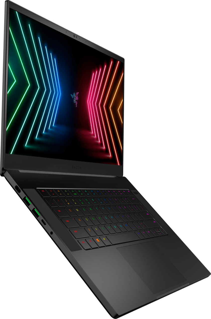 Black Razer Blade 15 Advanced (Early 2021) - Gaming Laptop - Intel® Core™ i7-10875H - 16GB (DDR4) - 1TB SSD - NVIDIA® GeForce® RTX 3080.3