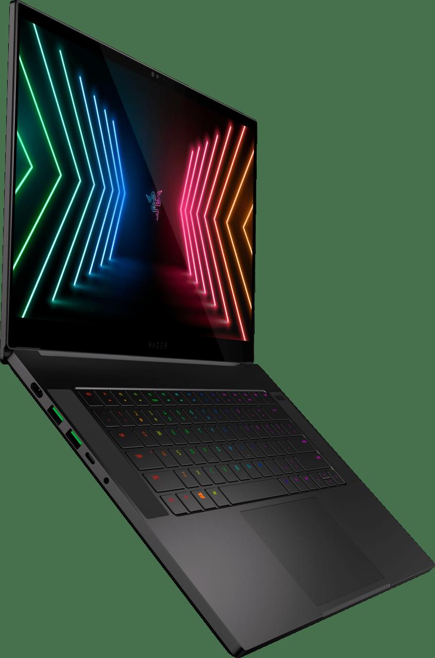 Schwarz Razer Blade 15 Advanced 4K (Early 2021) - Gaming Notebook - Intel® Core™ i7-10875H - 16GB (DDR4) - 1TB SSD - NVIDIA® GeForce® RTX 3080.4