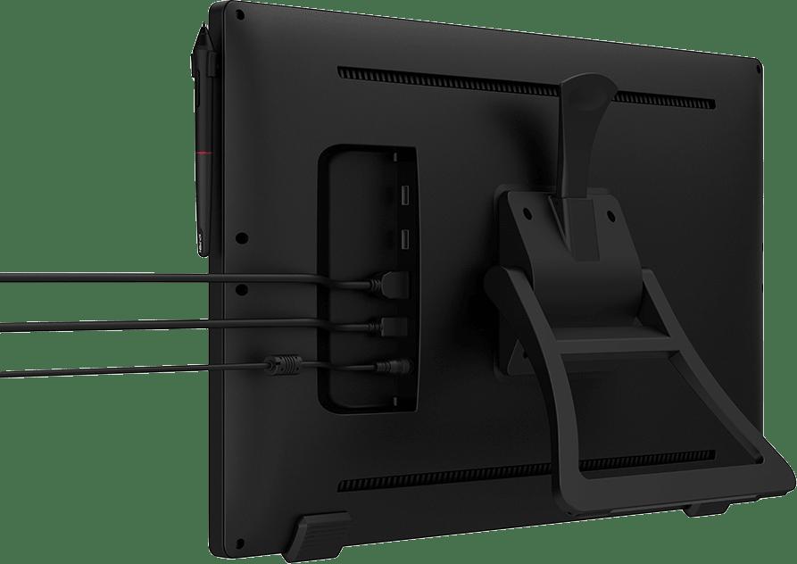Black XP-PEN Artist 24 Pro Graphics Tablet.3