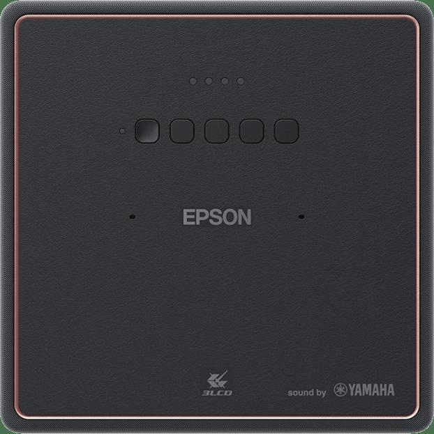 Schwarz Epson EF-12 Laser Beamer Full HD.3