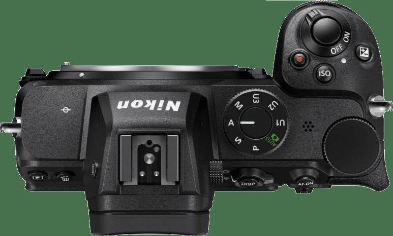 Black Nikon Z 5 System Camera (Body).3