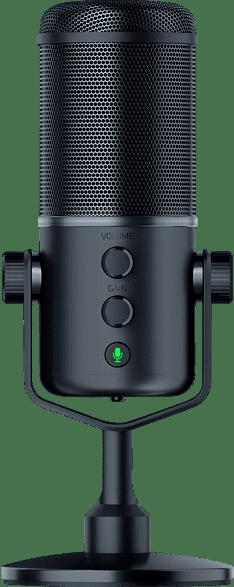 Schwarz Razer Seiren Elite Gaming Mikrofon.1
