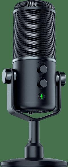 Schwarz Razer Seiren Elite Gaming Mikrofon.3