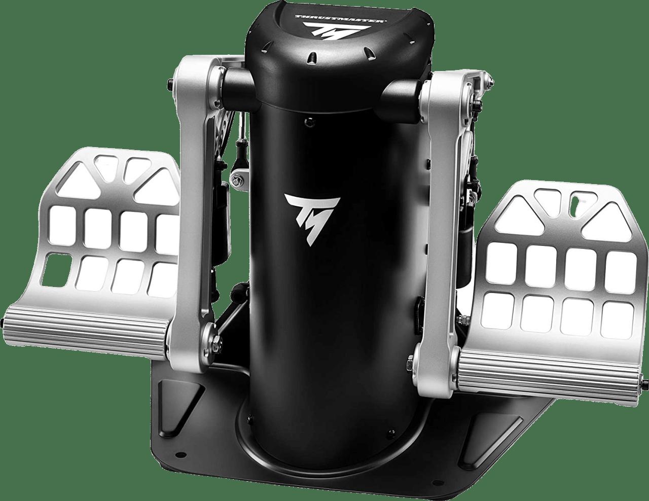 Schwarz Thrustmaster TPR Pendelruderpedale.1