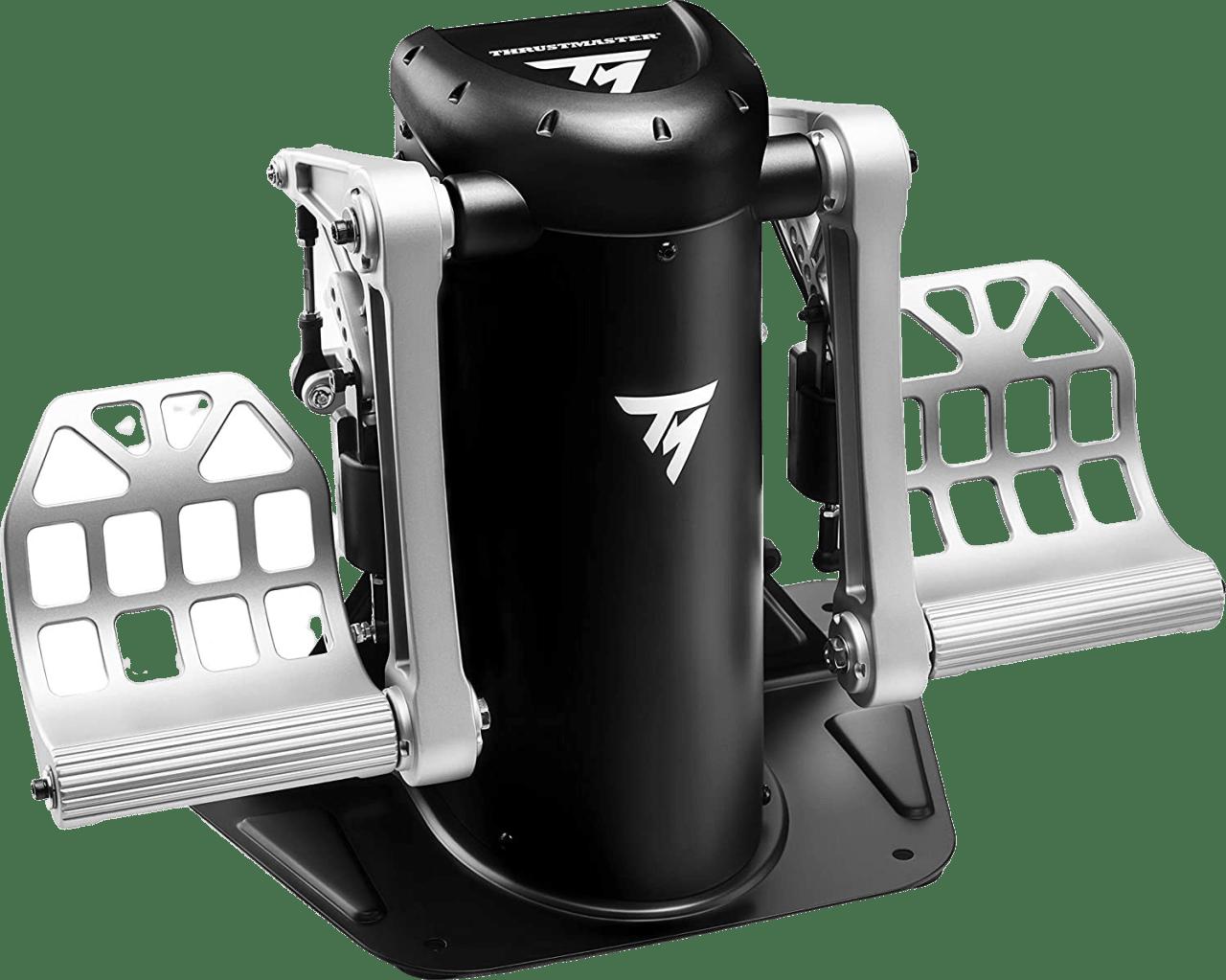 Schwarz Thrustmaster TPR Pendelruderpedale.3