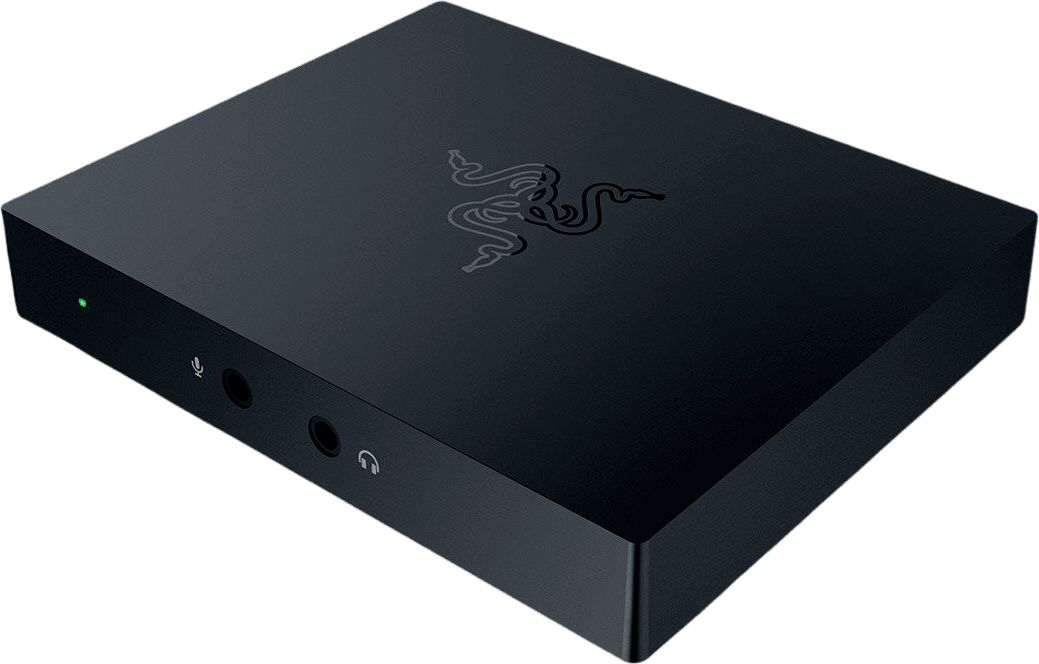 Black Razer Ripsaw HD Game Capture.2