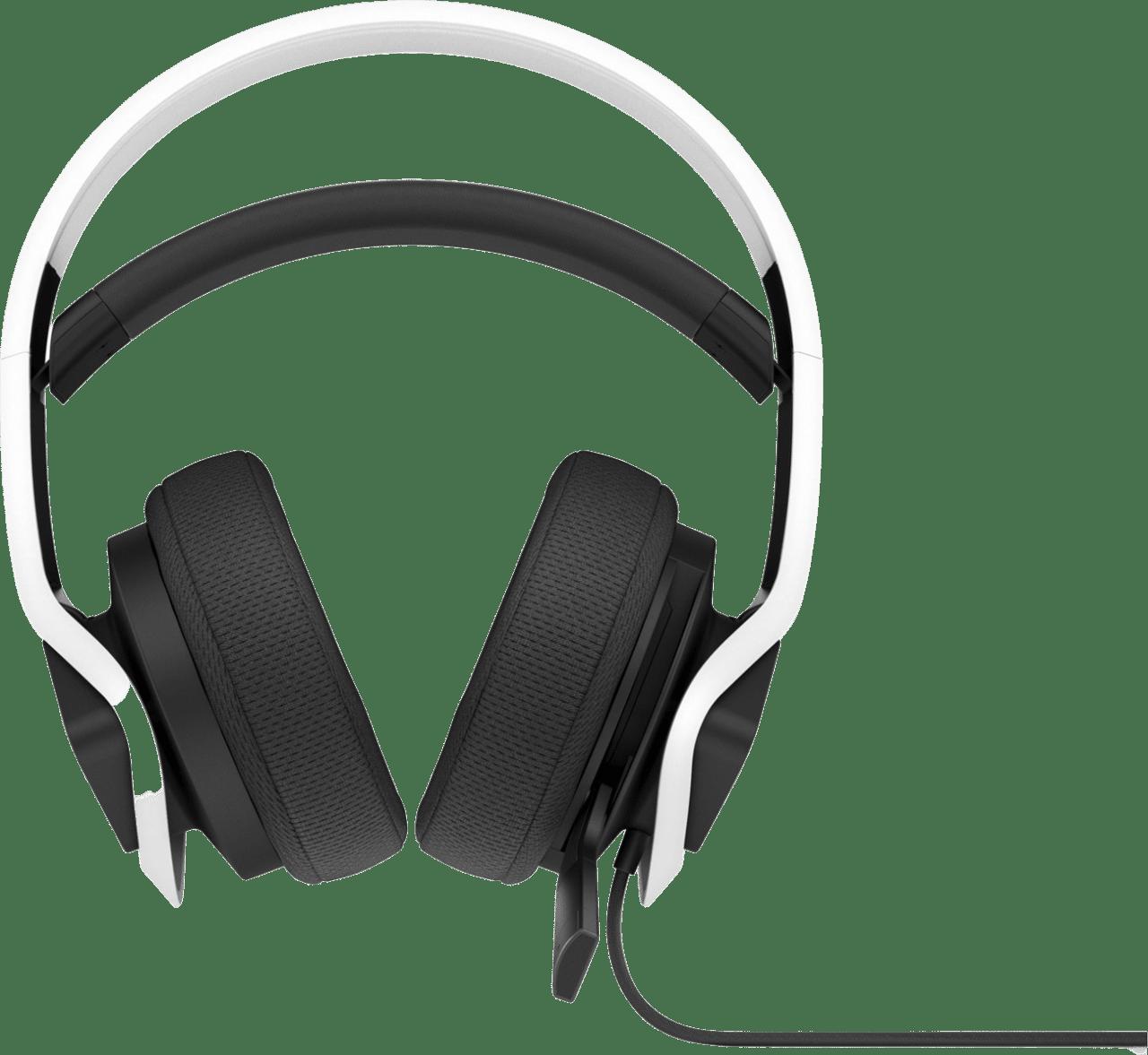 Weiß HP Omen Mindframe 2 Over-Ear-Gaming-Kopfhörer.2