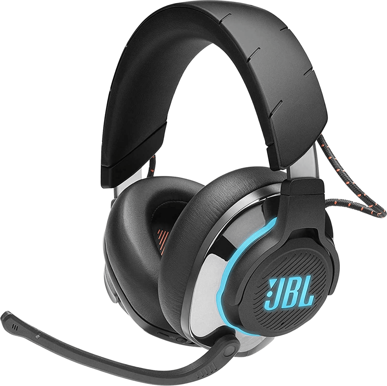 Schwarz JBL Quantum 800 Over-Ear-Gaming-Kopfhörer.1