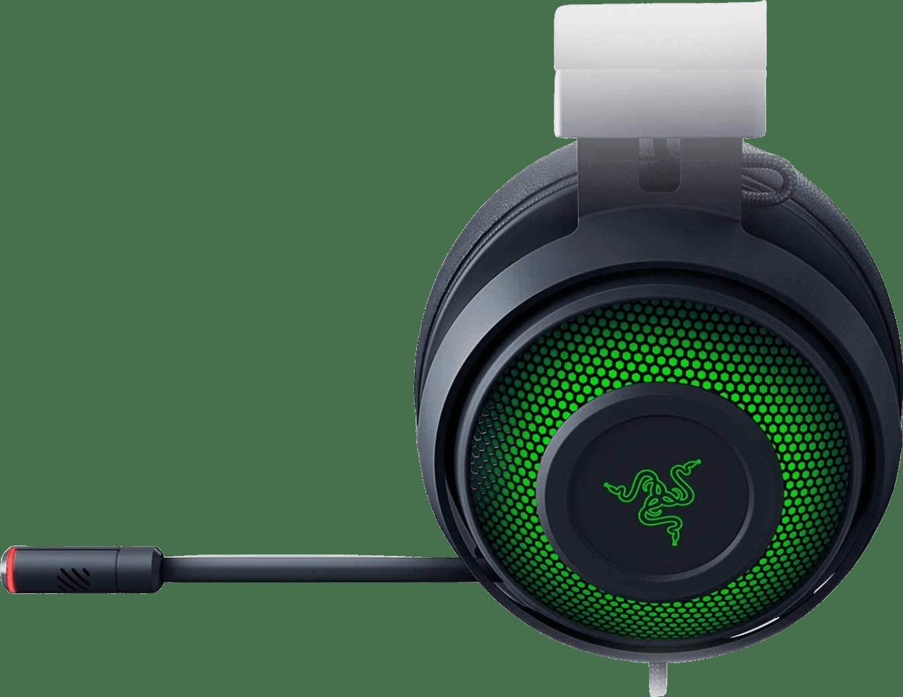 Black Razer Kraken Ultimate Over-ear Gaming Headphones.3