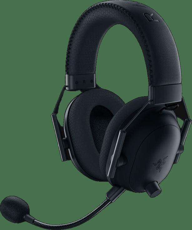Black Razer Blackshark V2 Pro Over-ear Gaming Headphones.1