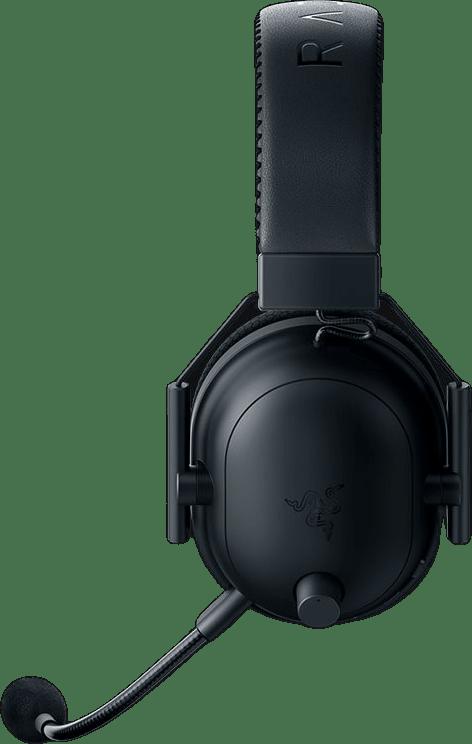Black Razer Blackshark V2 Pro Over-ear Gaming Headphones.2