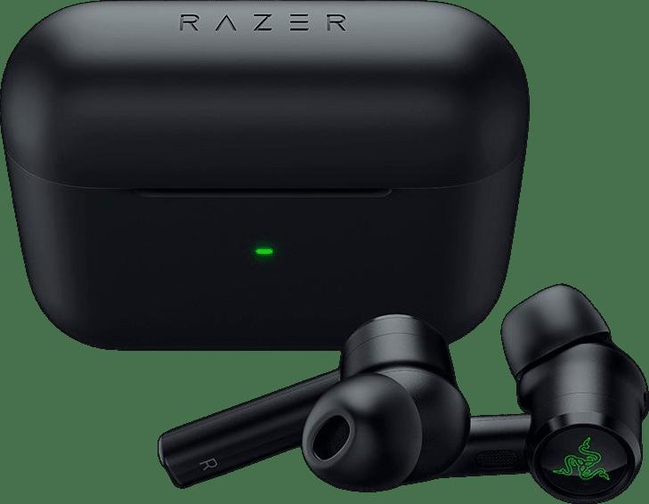 Schwarz Razer Hammerhead True Wireless Pro In-Ear Gaming-Kopfhörer.4
