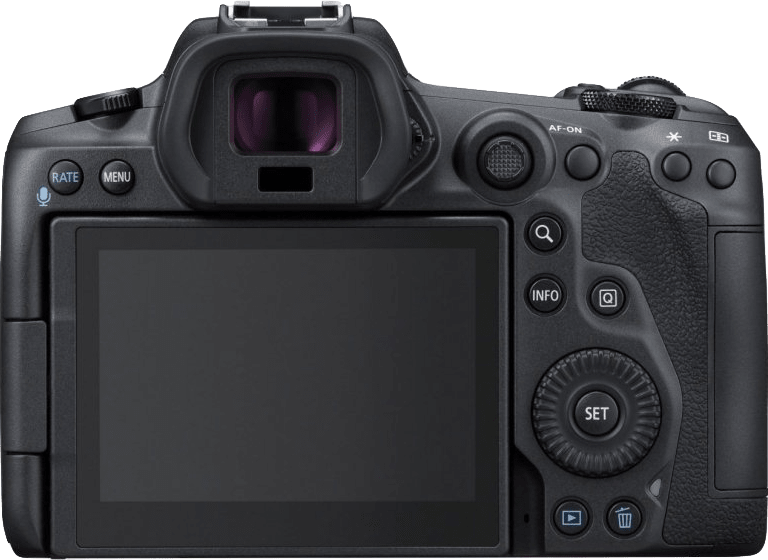 Black Canon EOS R5 Body.3