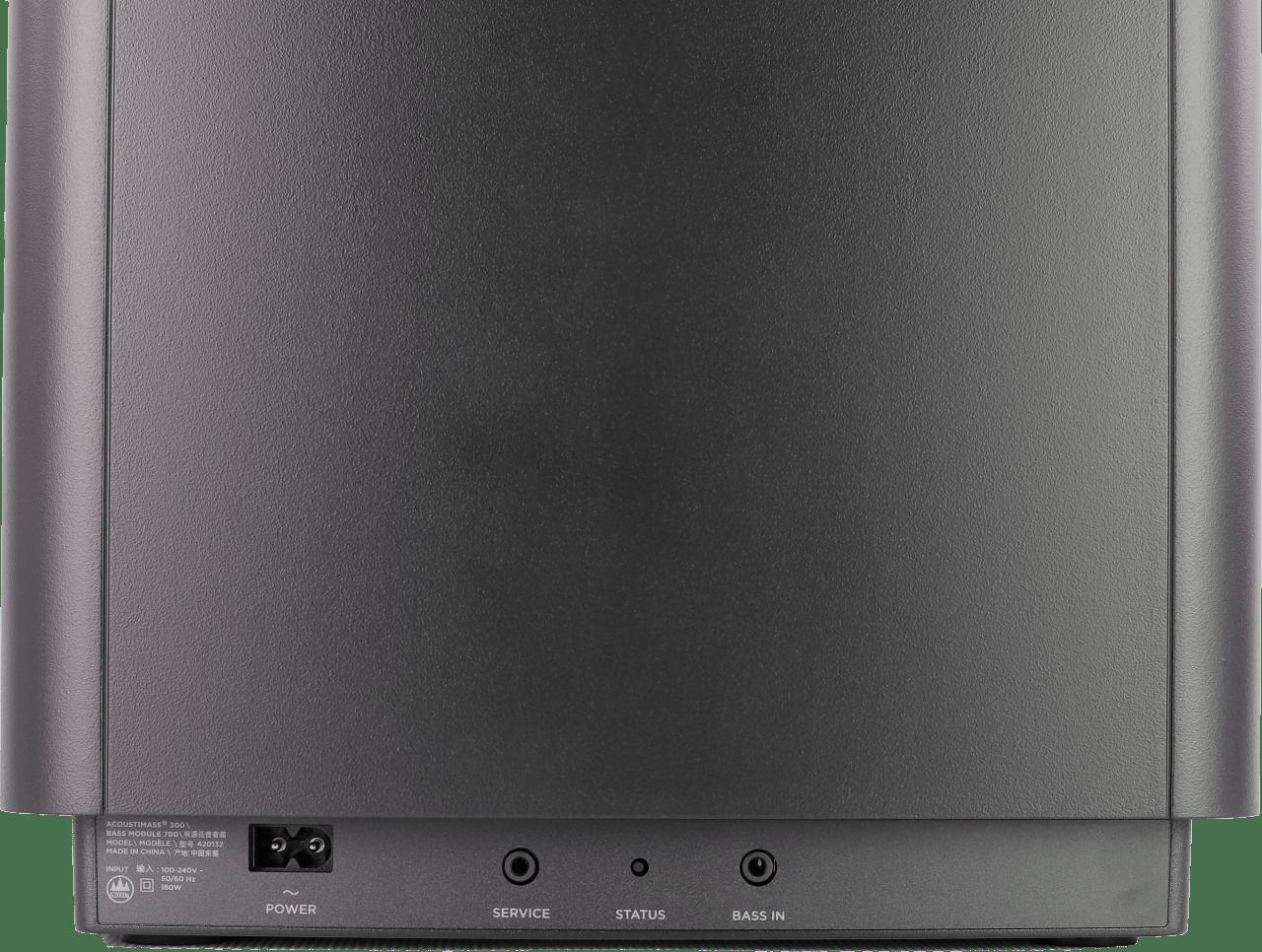 Black Bose Bass Module 700.3