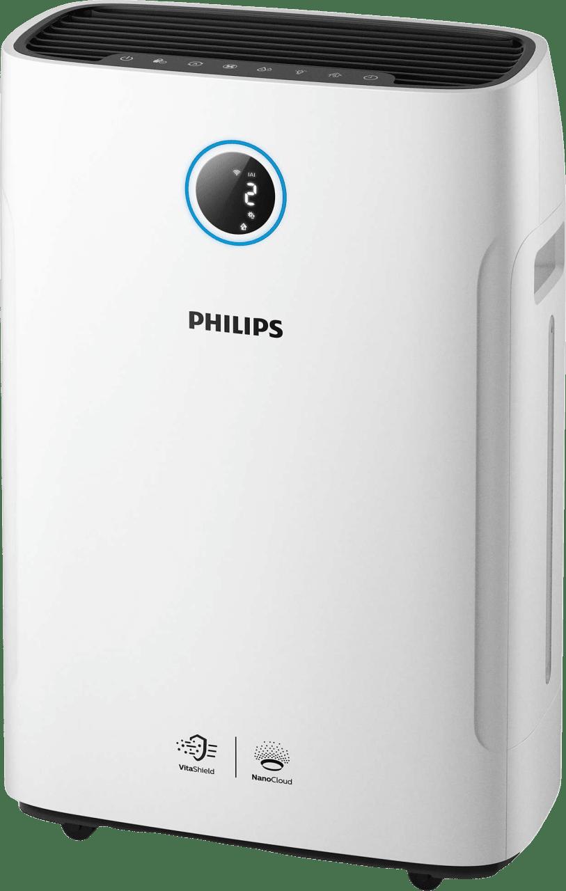 Weiß Philips AC2729/10 Luftreiniger und Luftbefeuchter.1