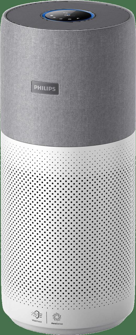 Grau weiß Philips AC4236/10 Luftreiniger.1