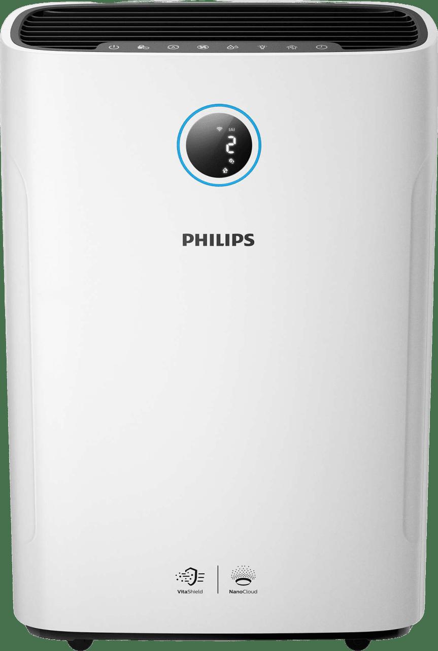 Weiß Philips AC2729/10 Luftreiniger und Luftbefeuchter.2