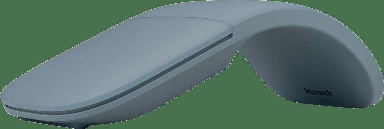 Eisblau Microsoft Surface Arc Mouse.1
