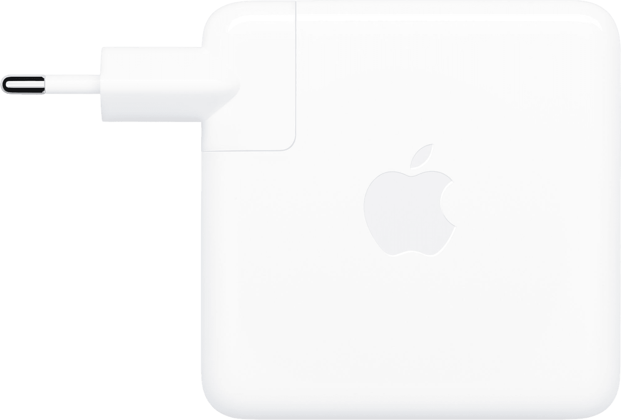 White Apple 96W USB-C Power Adapter.1