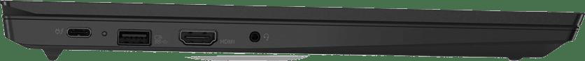 Schwarz Lenovo ThinkPad E15 G2 Notebook - Intel® Core™ i5-1135G7 - 8GB - 256GB SSD - Intel® Iris® Xe Graphics.3