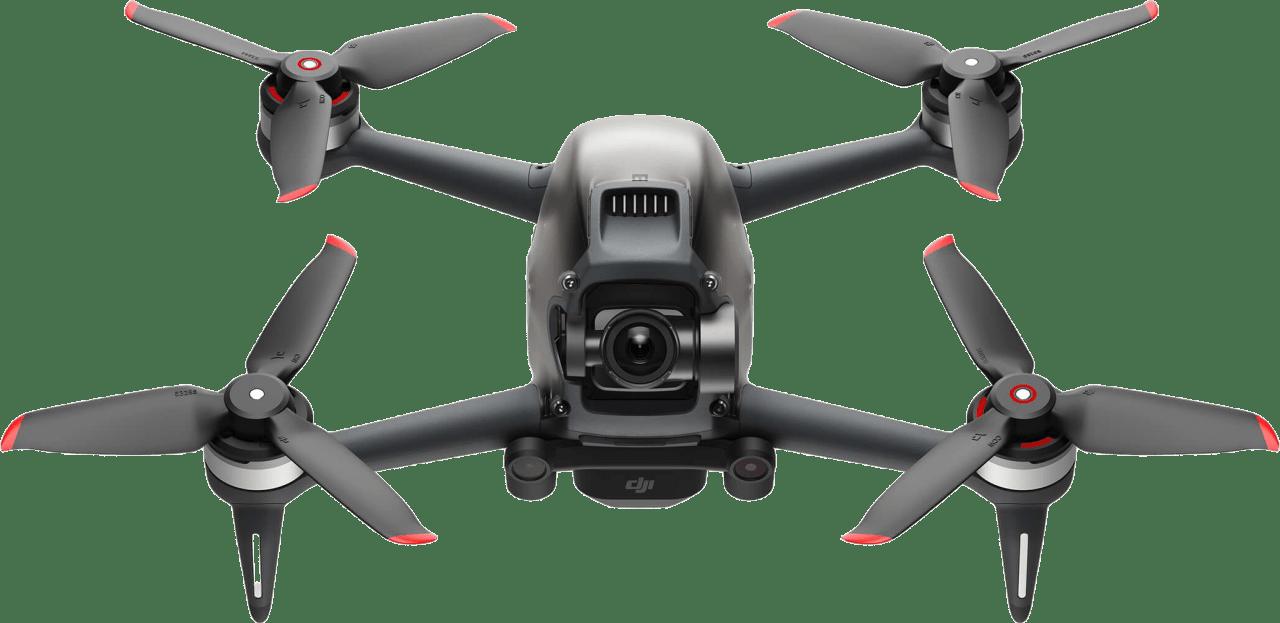 Grey DJI FPV Combo Drone.2