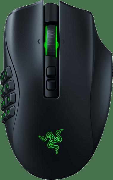Schwarz Razer Naga Pro Mouse.1
