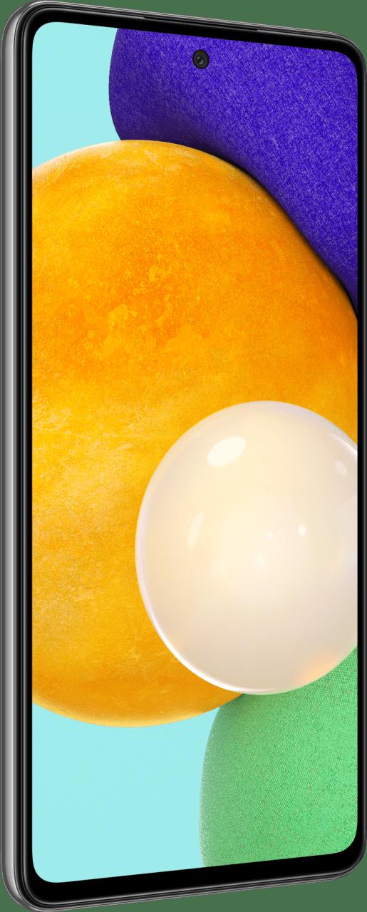 Black Samsung Galaxy A52 4G 128GB.1