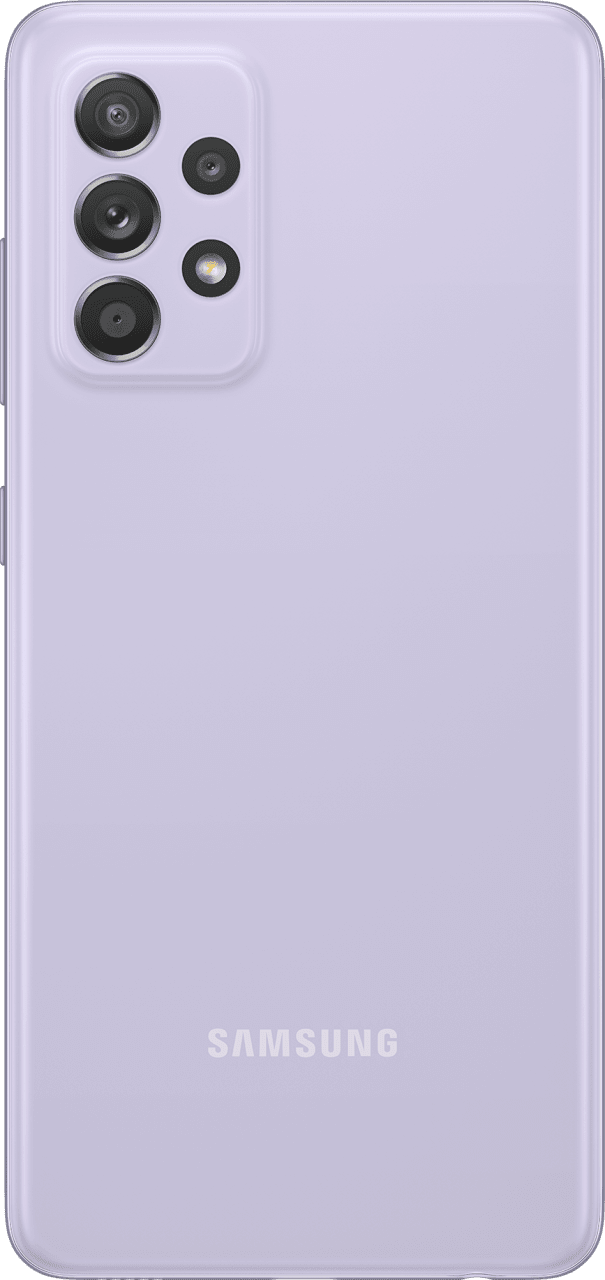 Violet Samsung Smartphone Galaxy A52 - 128GB - Dual Sim.3