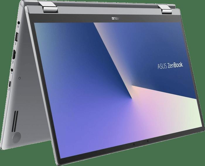 "Silver Asus Zenbook Flip 15"" Convertible - AMD Ryzen™ 7 4700U - 16GB - 1TB SSD - NVIDIA® GeForce® MX250.1"
