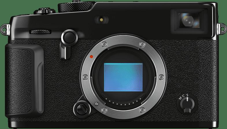 Zwart Fujifilm X-Pro3 Body.1