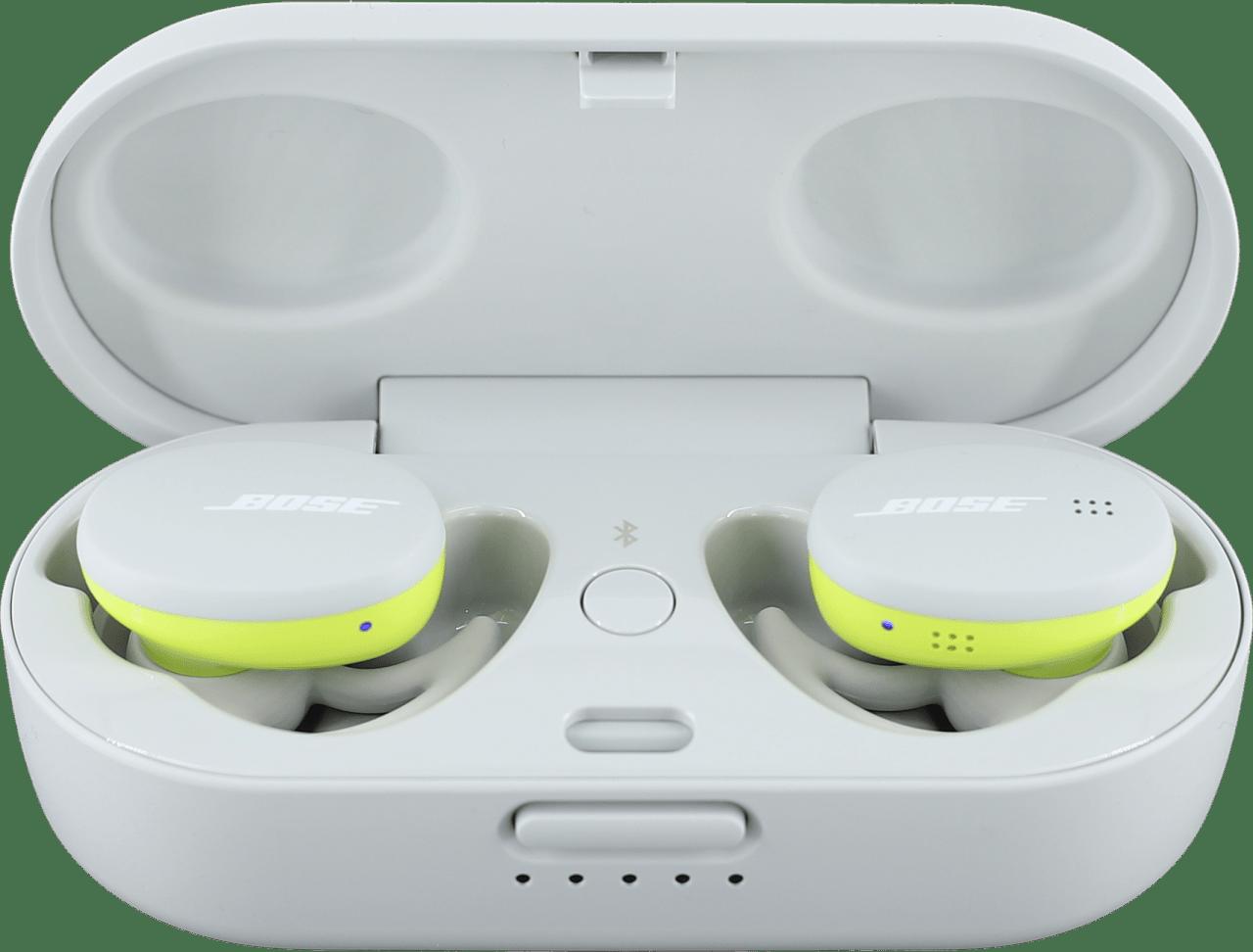 Weiß Bose Sport Earbuds.3