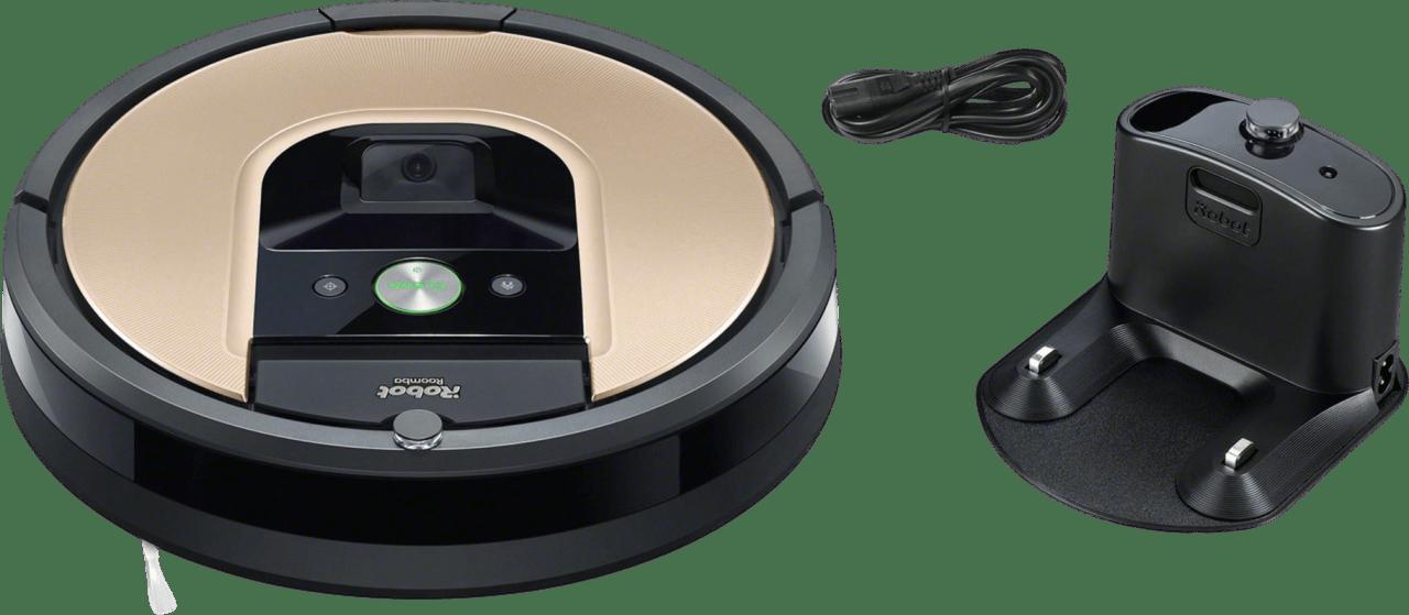 Grey / Gold iRobot Roomba 976 Vacuum Cleaner Robot.2