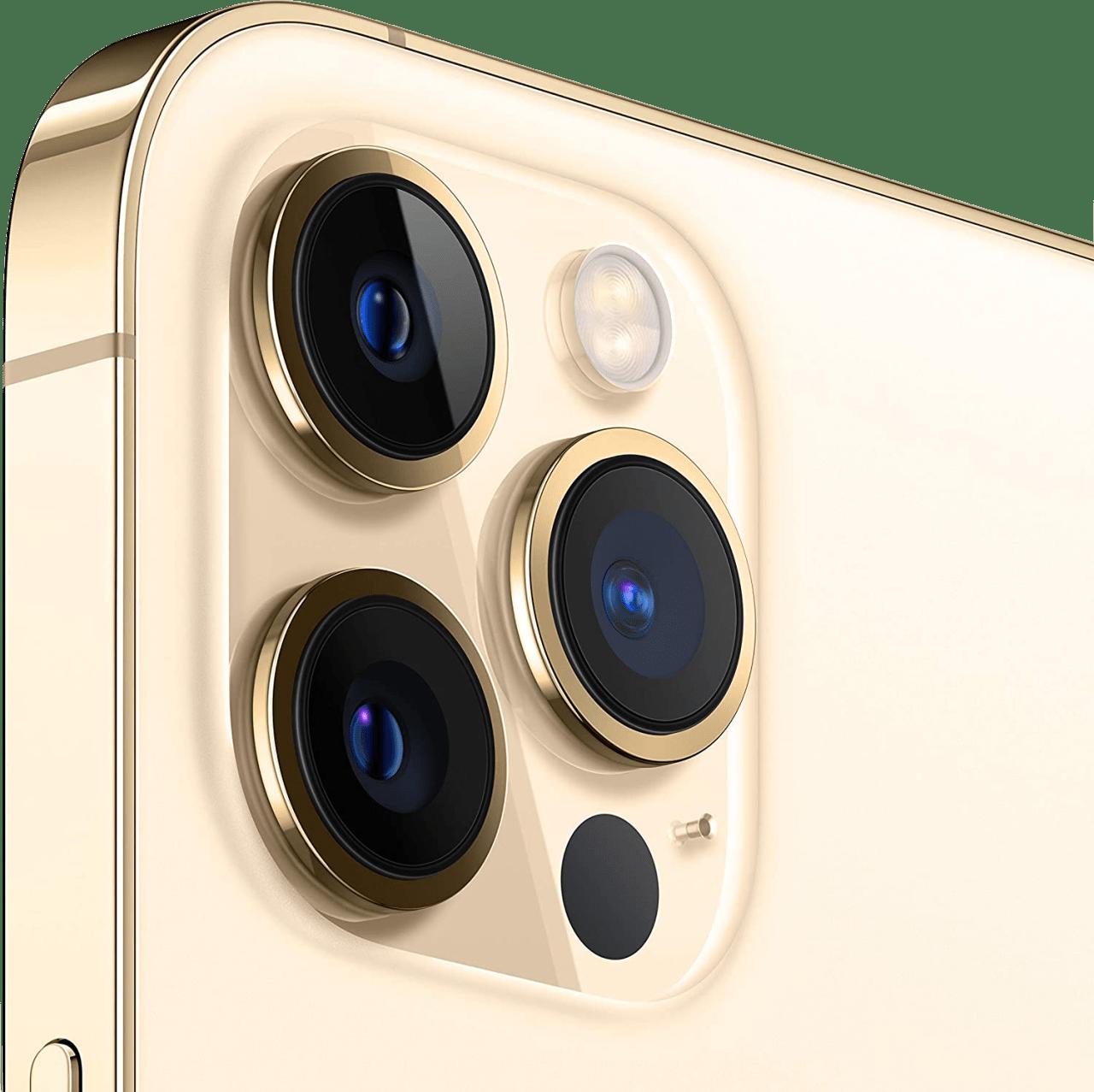 Gold Apple iPhone 12 Pro Max 256GB.2