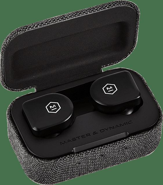 Black Master & dynamic MW07 Go Sport In-ear Bluetooth Headphones.1