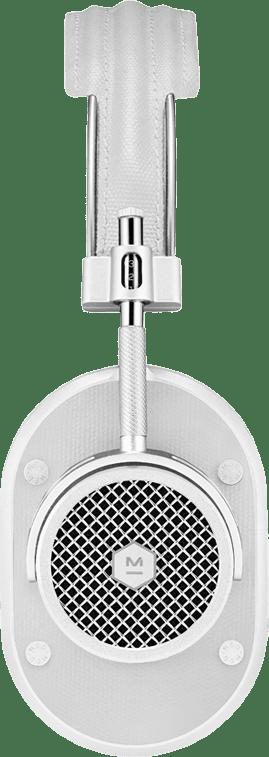 Plata /Gris Auriculares inalámbricos - Master & dynamic MH40 HiFi - Bluetooth.2