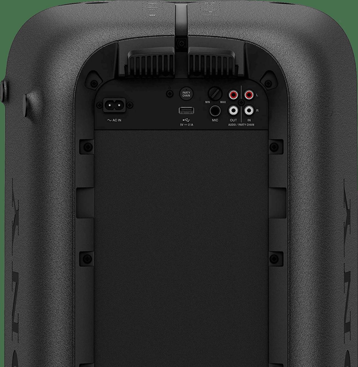 Black Sony GTK-XB72 Partybox Party Bluetooth Speaker.3