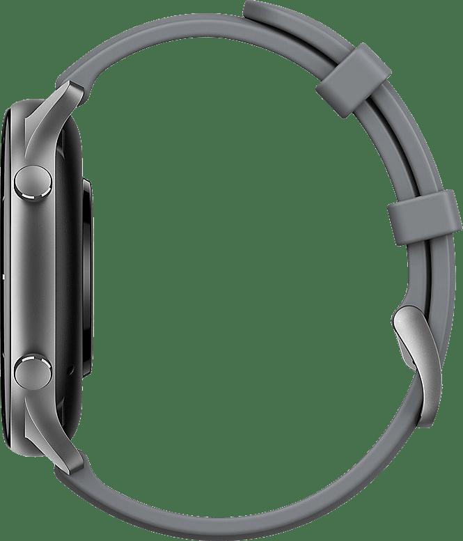 Schiefergrau Amazfit GTR 2e Smartwatch, 46mm Alumium-Gehäuse.3