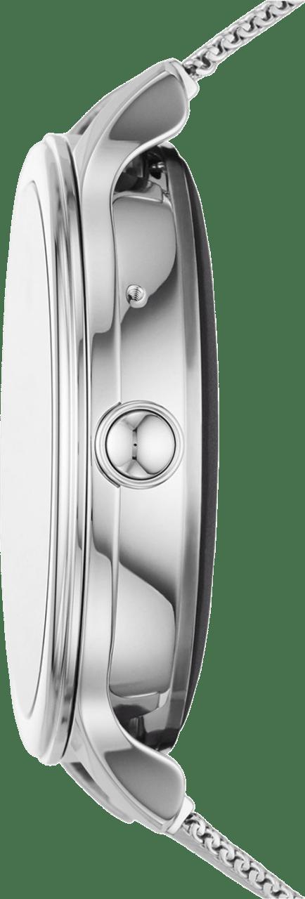 Silber Fossil Gen 5E Damen-Smartwatch, 42-mm-Edelstahlgehäuse.5