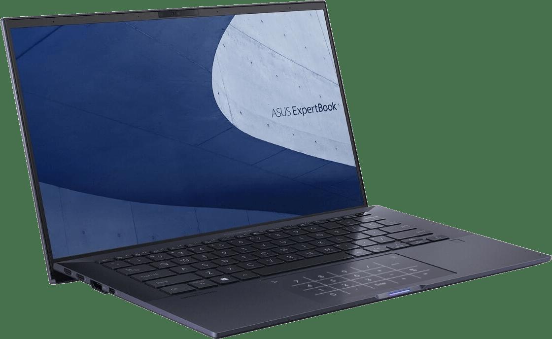Star Black Asus ExpertBook B9 Laptop - Intel® Core™ i7-10510U - 16GB - 2TB SSD - Intel® UHD Graphics.3