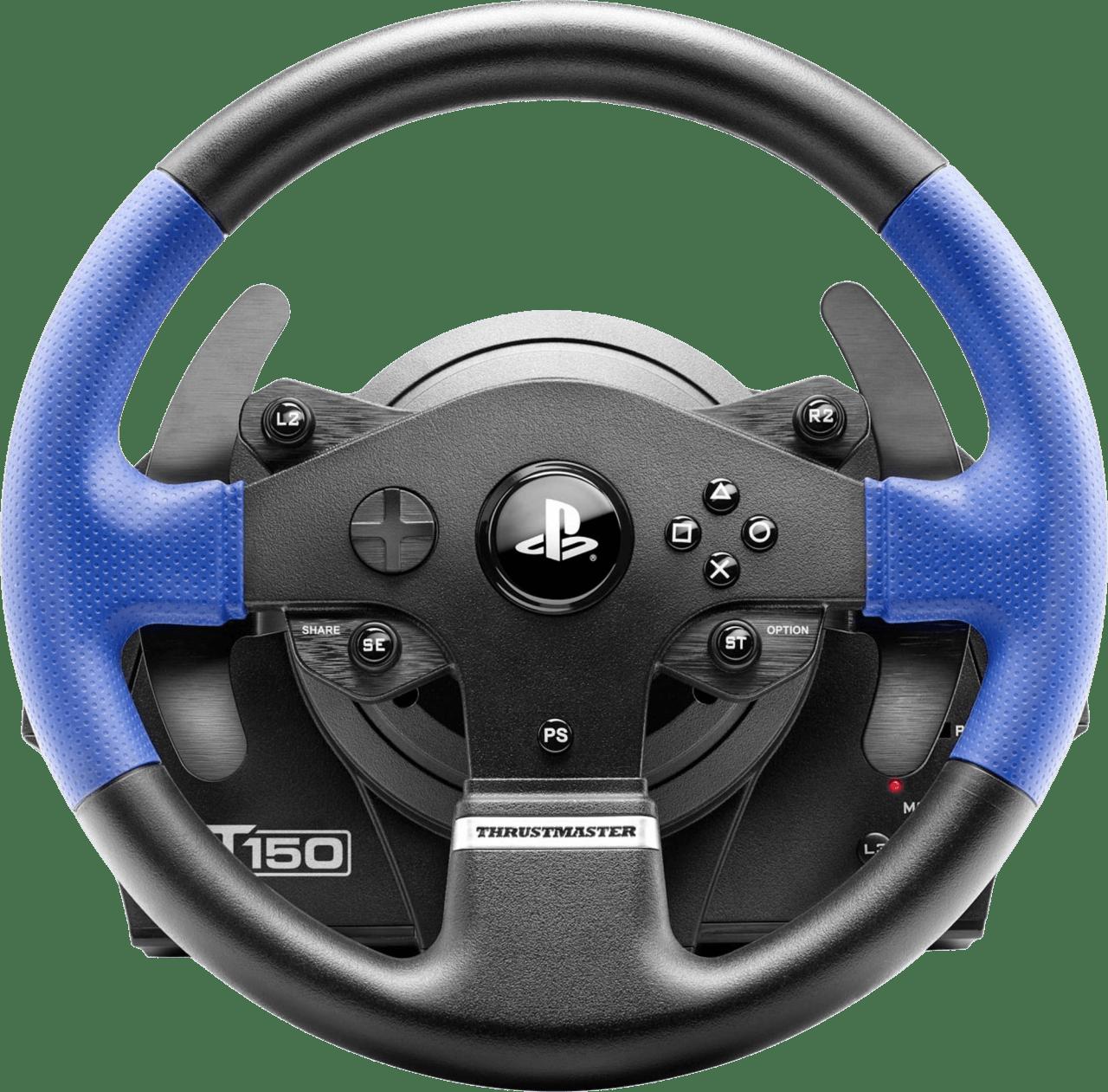 Black Thrustmaster T150 PRO Racing Steering Wheel.2