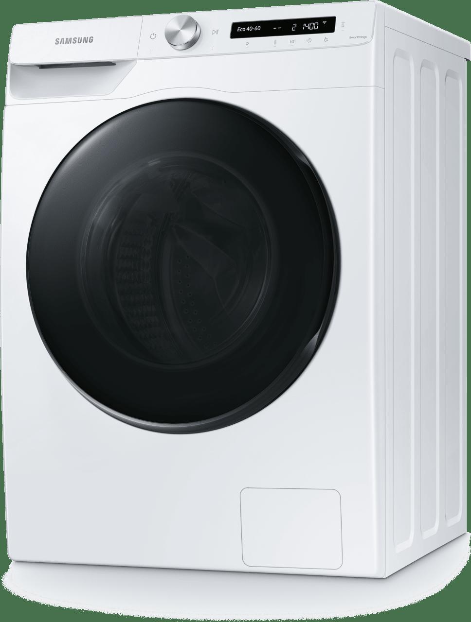 Weiß Samsung Waschtrockner WD81T534ABW/S2.1