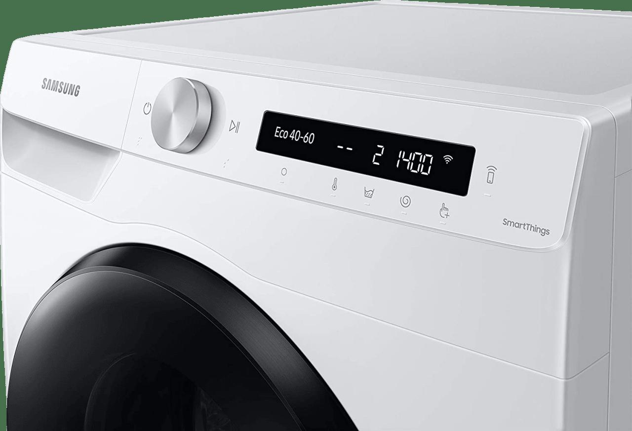 Weiß Samsung Waschtrockner WD81T534ABW/S2.3