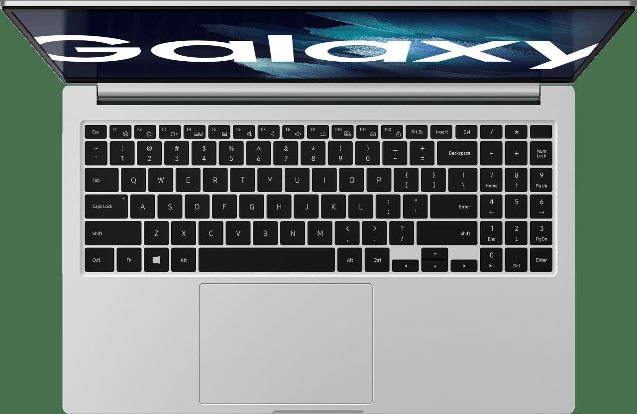 Mystic Silber Samsung Galaxy Book Notebook - Intel® Core™ i3-1115G4 - 8GB - 256GB SSD - Intel® Iris® Xe Graphics.4