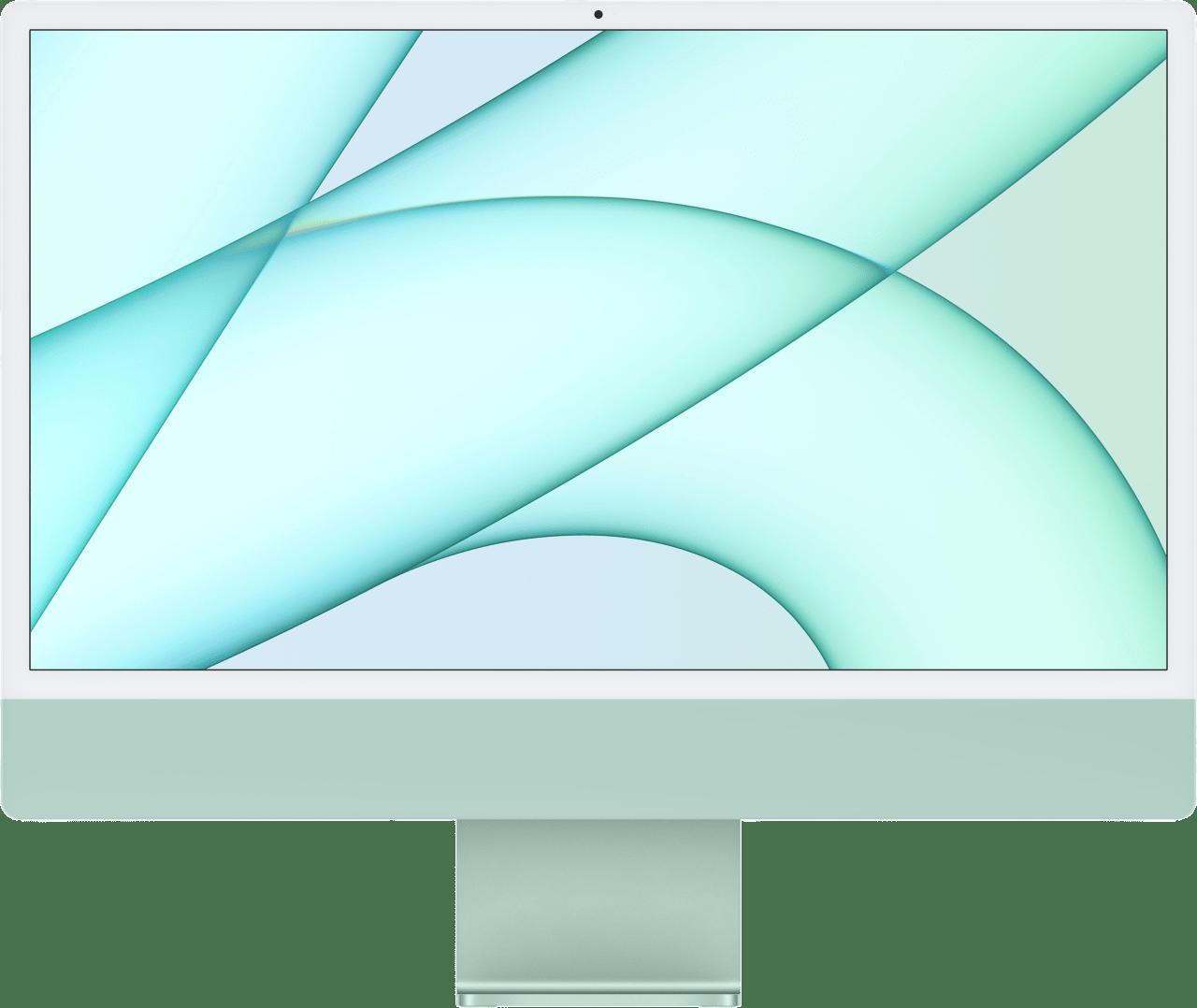 "Apple 24"" iMac (Mid 2021) All-in-One - Apple M1 - 8GB - 256GB SSD - Apple Integrated 7-core GPU.1"