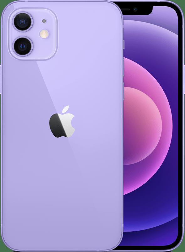 Púrpura Apple iPhone 12 - 64GB - Dual SIM.1